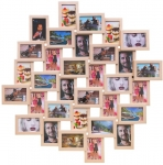 купить Деревянная мультирамка Облако яркий беж на 32 фото цена, отзывы