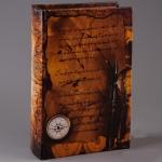 купить Книга сейф Письма в дневнике 26 см цена, отзывы
