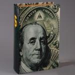 купить Книга сейф Бенджамин Франклин 26 см цена, отзывы