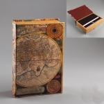купить Книга сейф Земля 26 см цена, отзывы