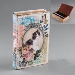 купить Книга сейф Секрет кота 26 см цена, отзывы
