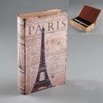 купить Книга сейф Тайна Парижа 26 см цена, отзывы