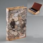 купить Книга сейф Путешественник во времени 26 см цена, отзывы