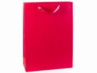 купить Подарочный пакет Малина 43 см цена, отзывы