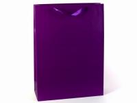 купить Подарочный пакет Сирень 43 см цена, отзывы