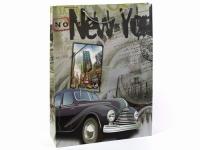 купить Подарочный пакет Нью-Йорк 43 см цена, отзывы