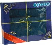 купить Набор махровых полотенец синего цвета цена, отзывы