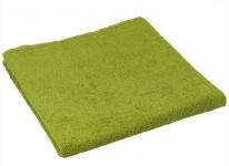 купить Махровое полотенце оливковое 70х140 см цена, отзывы