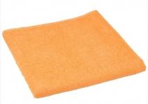 купить Махровое полотенце персиковое 70х140 см цена, отзывы