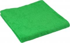 купить Махровое полотенце зеленое 70х140 см цена, отзывы