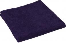 купить Махровое полотенце фиолетовое 70х140 см цена, отзывы