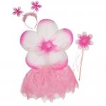 купить Набор Цветочек с юбкой розовый цена, отзывы