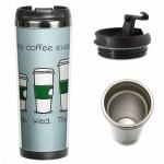 купить Термокружка Coffee cup  цена, отзывы