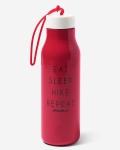 купить Бутылочка для воды Eddie Bauer Stainless Steel Graphic Bottle pink 700 мл цена, отзывы