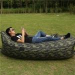 купить Надувное кресло-лежак хаки цена, отзывы
