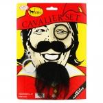 купить Набор Пирата с бородой цена, отзывы