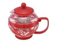 купить Чайник заварочный стеклянный 800 мл Wellberg цена, отзывы