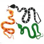 купить Резиновая змея маленькая цена, отзывы