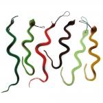 купить Резиновая змея мини 35см цена, отзывы
