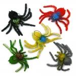 купить Резиновый паук Черный цена, отзывы