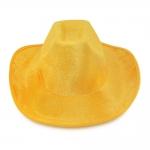 купить Шляпа Ковбоя велюровая (желтая) цена, отзывы