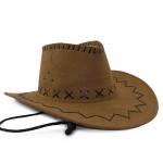 купить Шляпа Ковбоя замша (бежевая) цена, отзывы