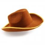 купить Шляпа Ковбоя коричневая цена, отзывы