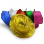 купить Шляпа Мужская Пластик Блестящая цена, отзывы