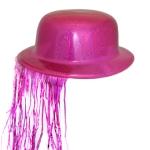 купить Шляпа Котелок Пластик с дождиком цена, отзывы