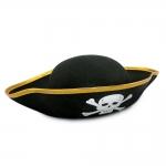купить Шляпа Пирата фетр цена, отзывы
