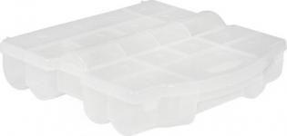 купить Ящик органайзер для мастерский прозрачный  цена, отзывы