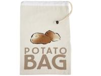 купить Мешок из ткани для хранения овощей (картофель) цена, отзывы