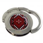 купить Держатель для сумки Украинская вышиванка цена, отзывы