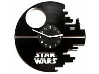 купить Виниловые часы Death Star цена, отзывы