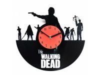 купить Виниловые часы Ходячие мертвецы  цена, отзывы