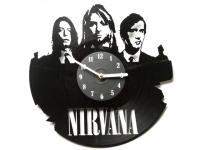 купить Виниловые часы Нирвана цена, отзывы