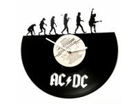 купить Виниловые часы AC/DC цена, отзывы