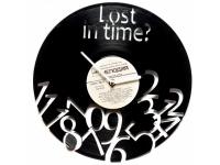 купить Виниловые часы Потерялся во времени? цена, отзывы