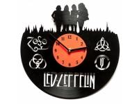 купить Виниловые часы Led Zeppelin цена, отзывы