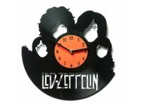 купить Виниловые часы группа Led Zeppelin цена, отзывы