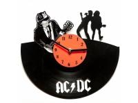 купить Виниловые часы Настоящий рок AC/DC цена, отзывы