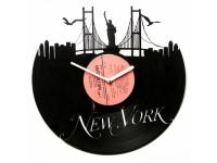 купить Виниловые часы Нью Йорк  цена, отзывы