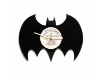 купить Виниловые часы Бэтмен цена, отзывы