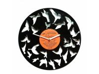 купить Виниловые часы Birds цена, отзывы