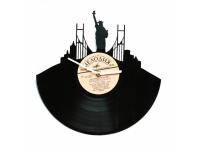 купить Виниловые часы Статуя свободы цена, отзывы