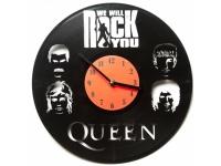 купить Виниловые часы We will rock you цена, отзывы