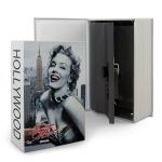 купить Книга-сейф с кодом Голливуд 24см цена, отзывы