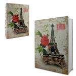 купить Книга-сейф с кодом Париж 18см цена, отзывы
