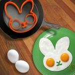 купить Форма для жарки яиц зайка цена, отзывы
