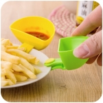 купить Чаша с зажимом для соусов yellow цена, отзывы